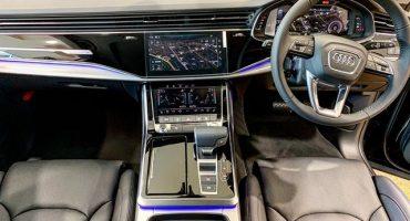 Audi Q8 Luxury.最高の室内空間…心から満ち足りた時間を過ごせる。最先端のテクノロジーとラウンジのような心地よさ…… – from Instagram