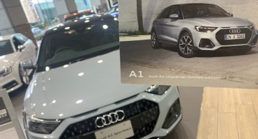 Audi A1 citycarver limited edition【限定モデル】